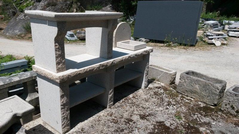 barbecues goumy tailleur de pierre. Black Bedroom Furniture Sets. Home Design Ideas